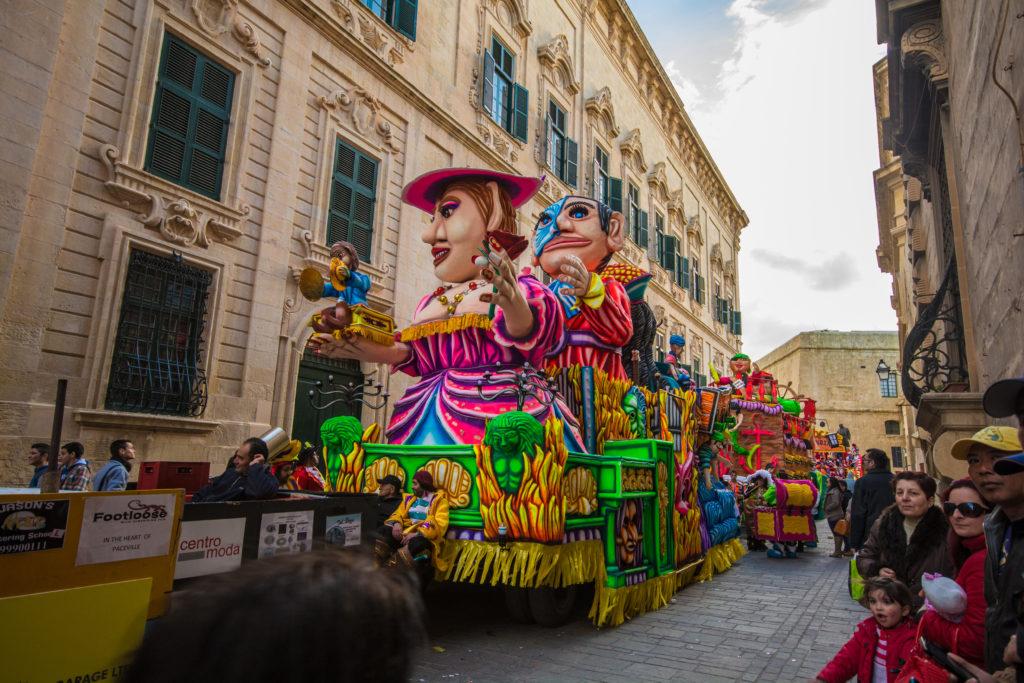 Daytime parade