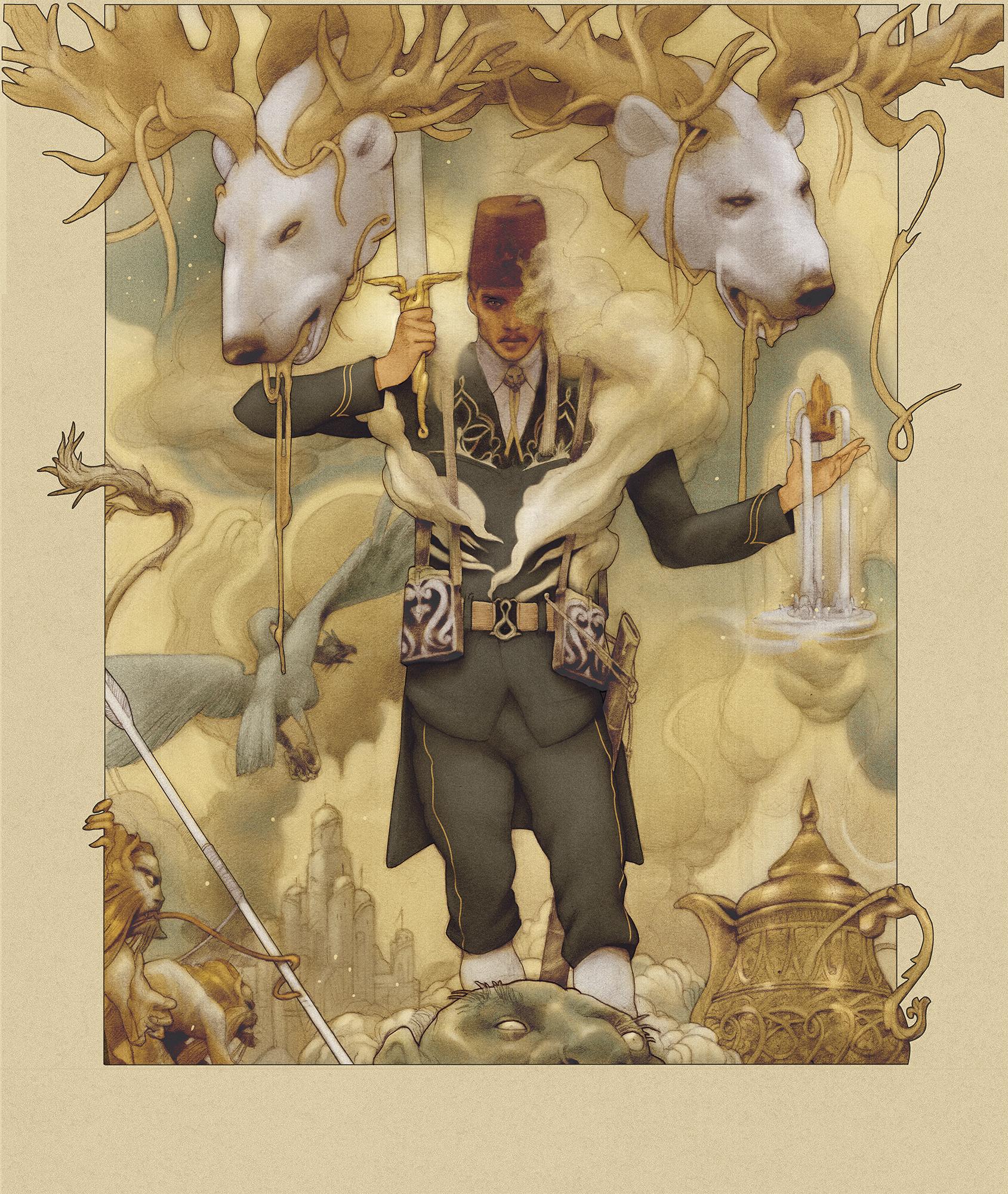 the King of Orium