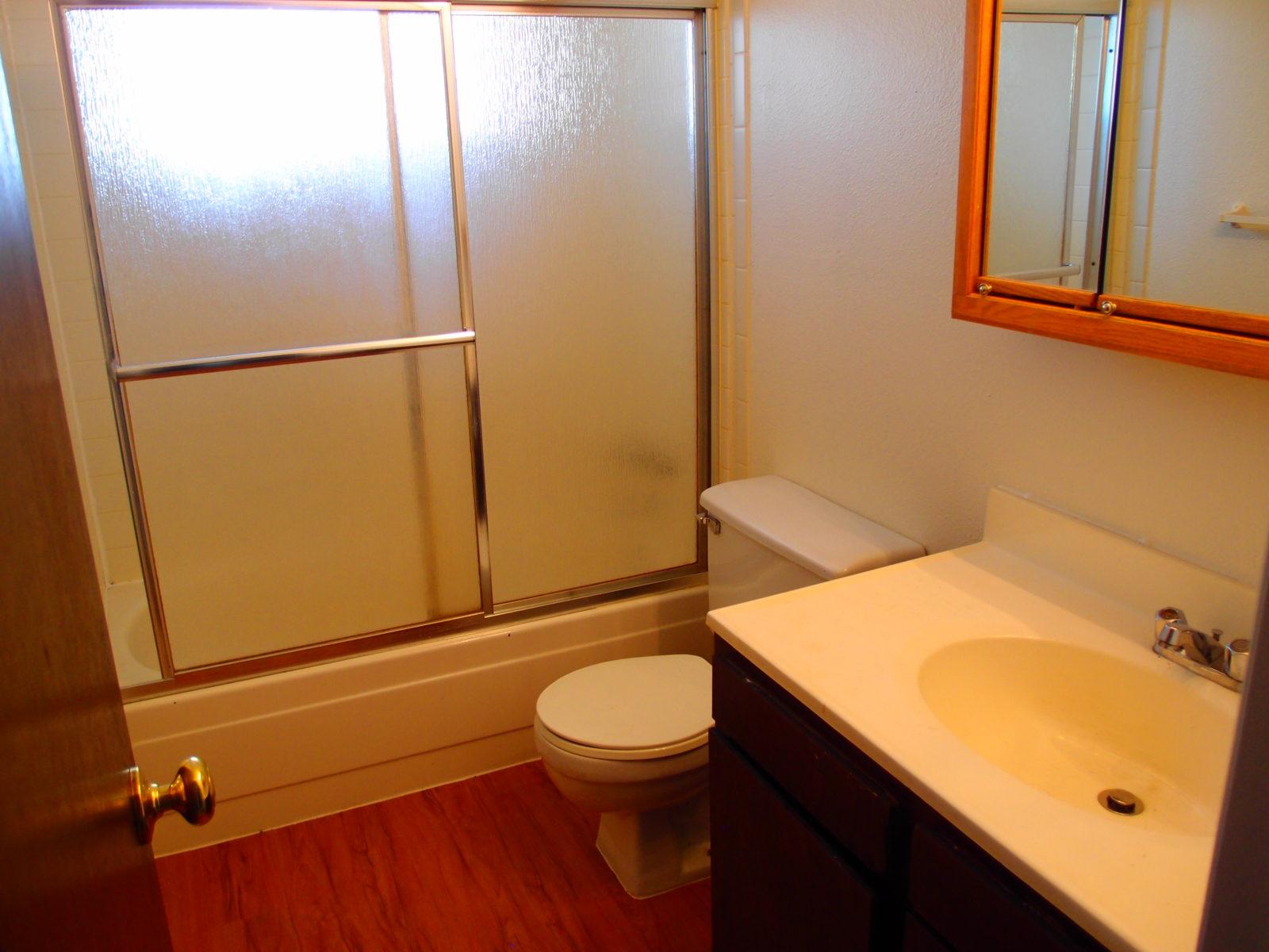 2168 Dexter: Bathroom