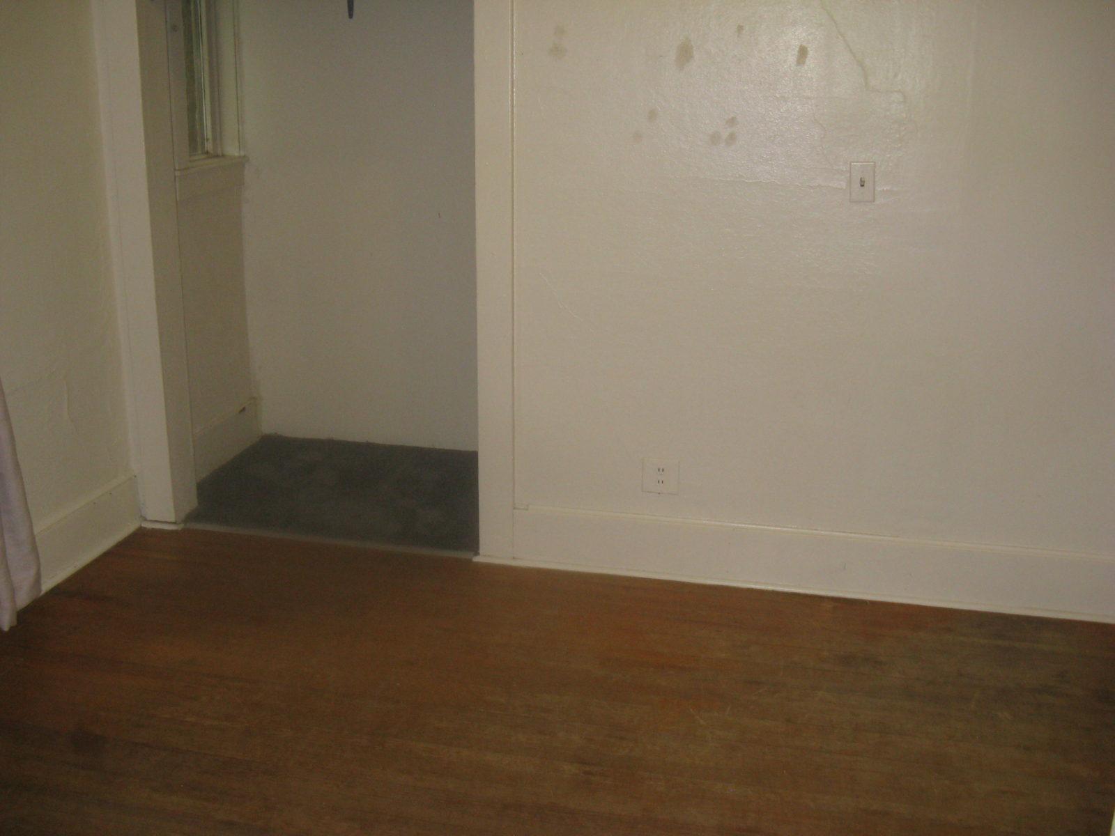 2473: Bedroom with Hardwoods