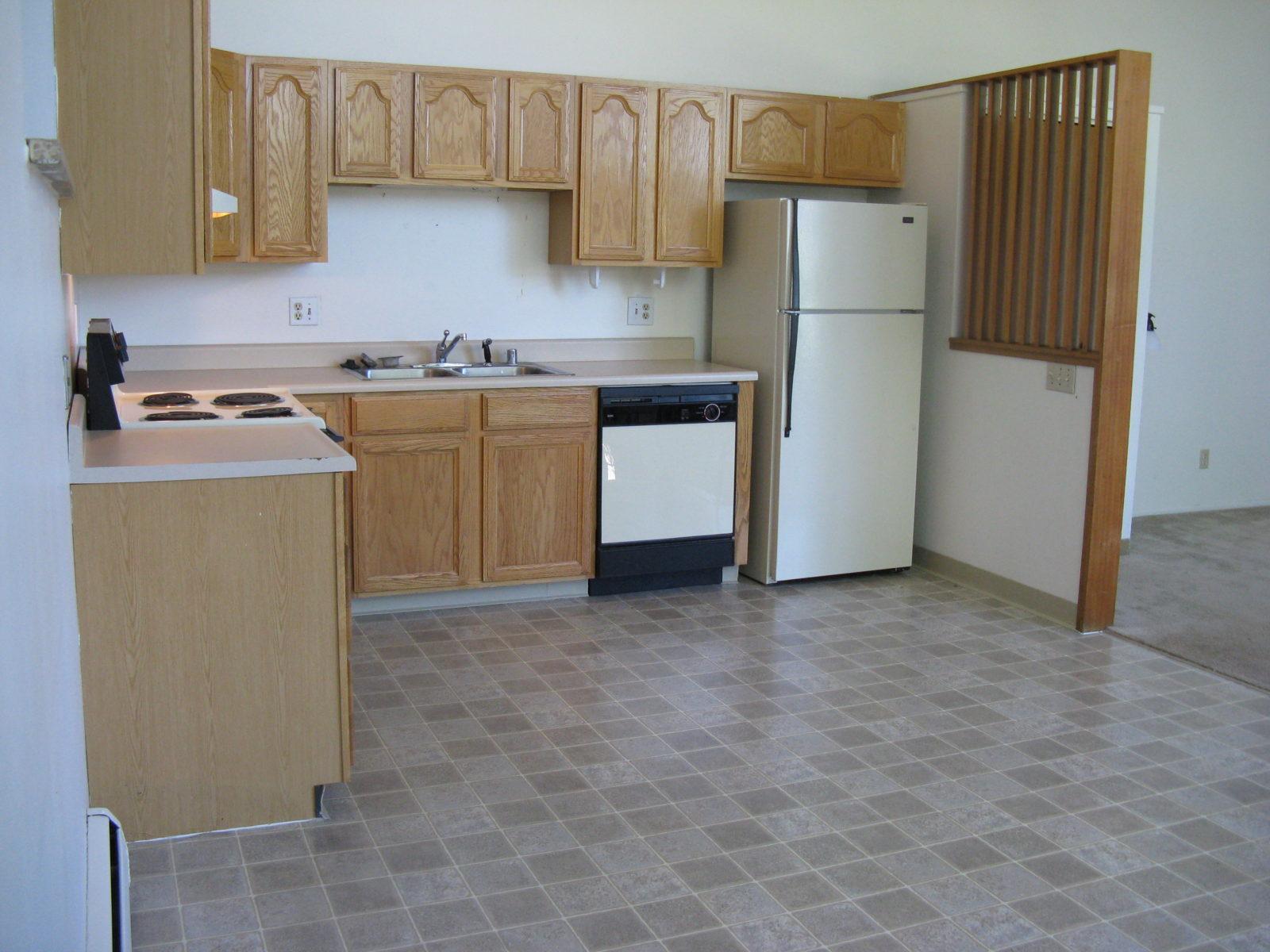694 Kitchen Includes Dishwasher