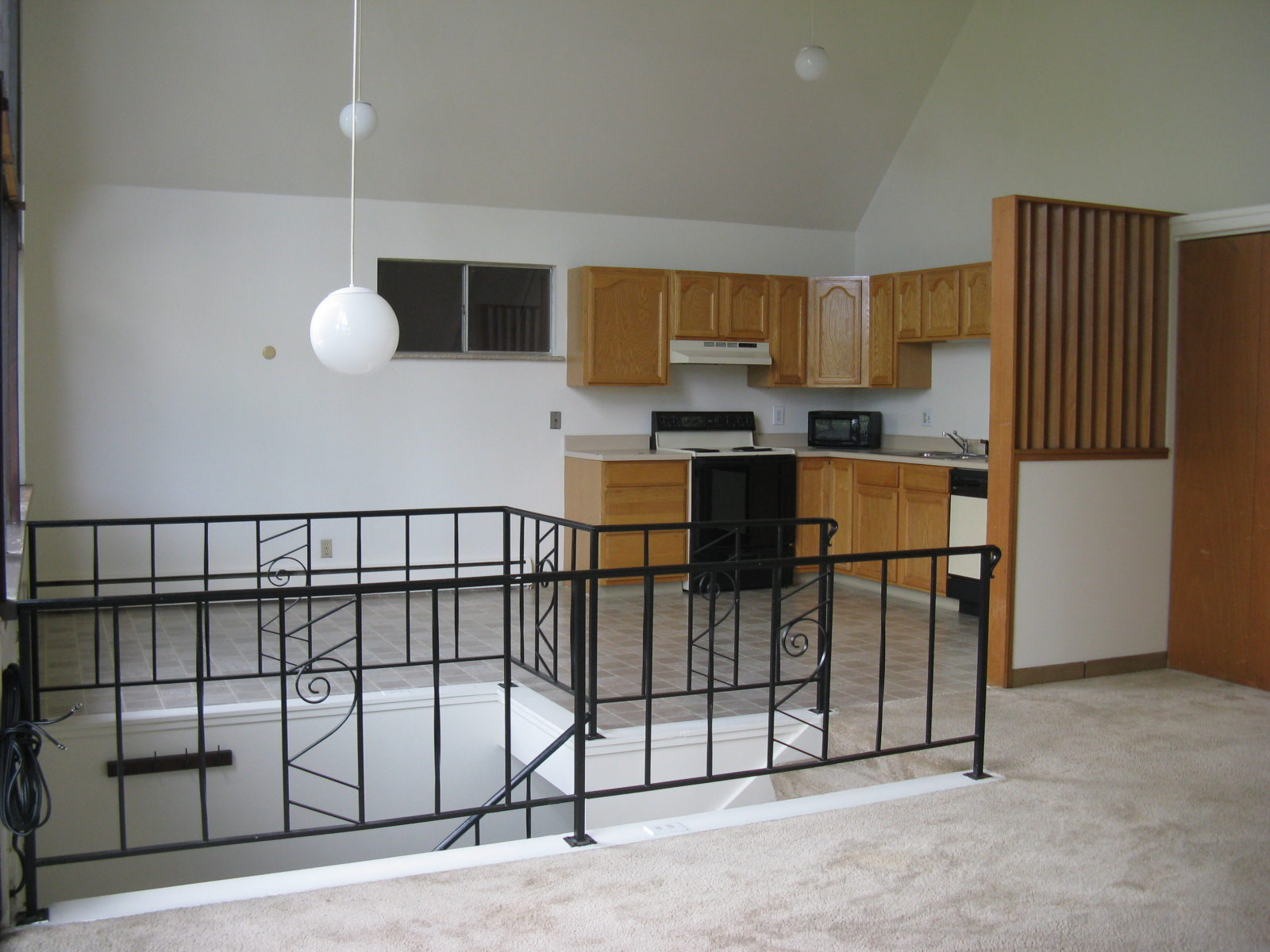 694 Kitchen from Living Room