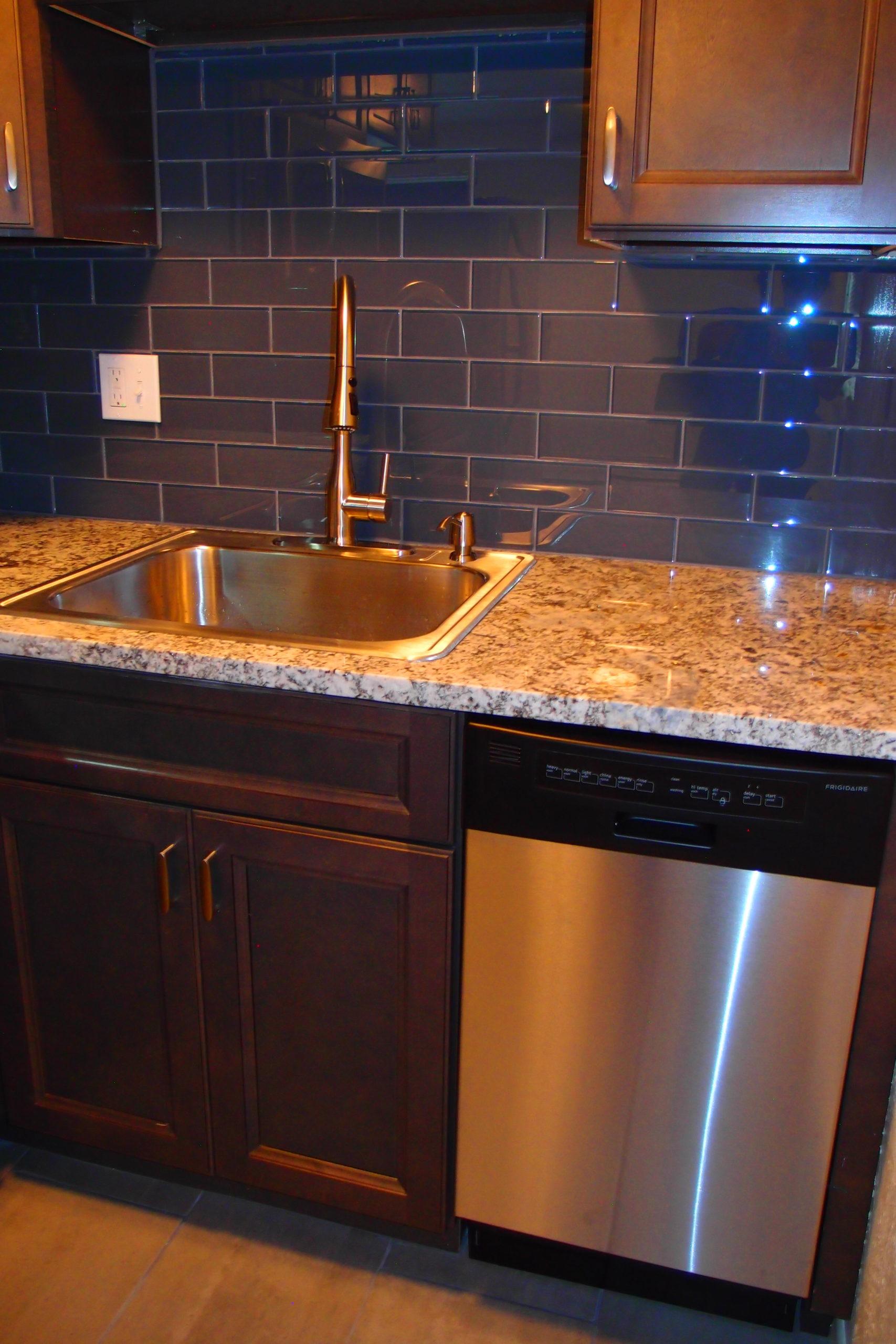 Spruce Unit 2 Kitchen Sink
