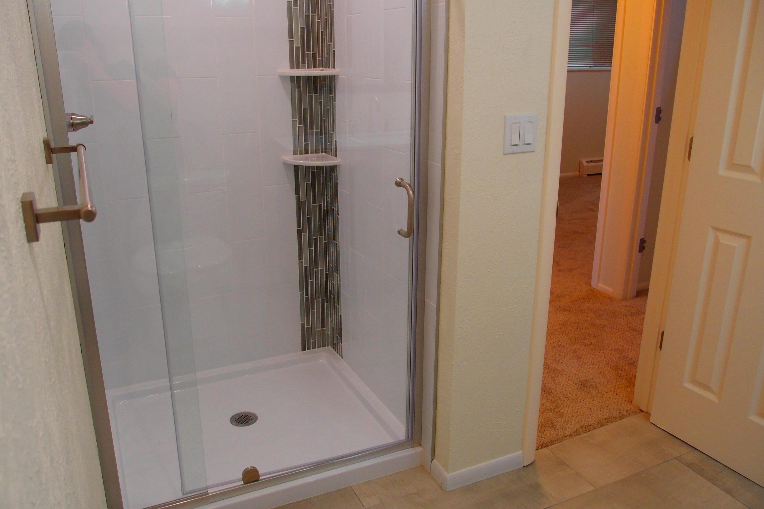 Spruce Shower