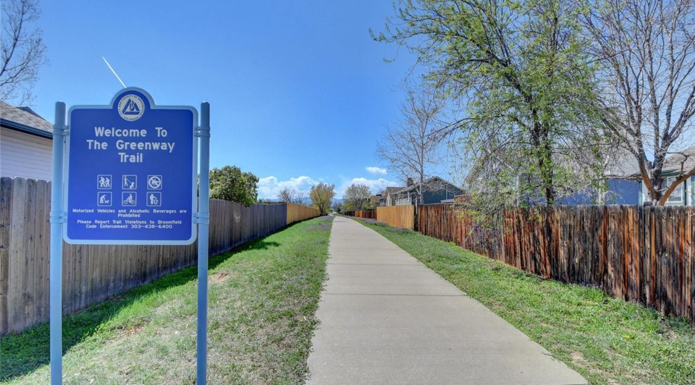 Greenway Park Trail