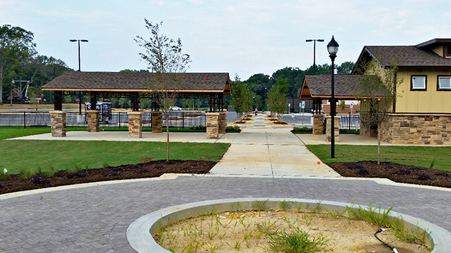 Chestnut Park Shelter