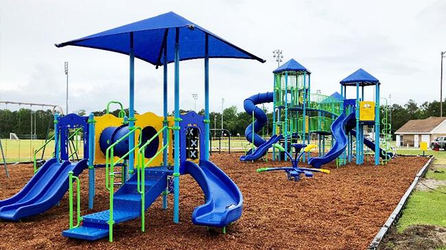Western Park Carteret Co Parks and Recreation