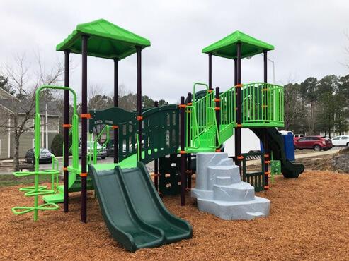 Playground in NC