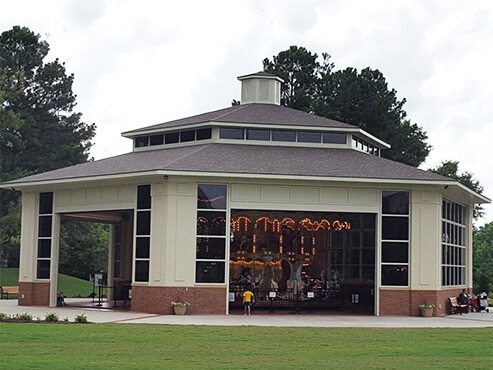 Carousel House – Kannapolis, North Carolina