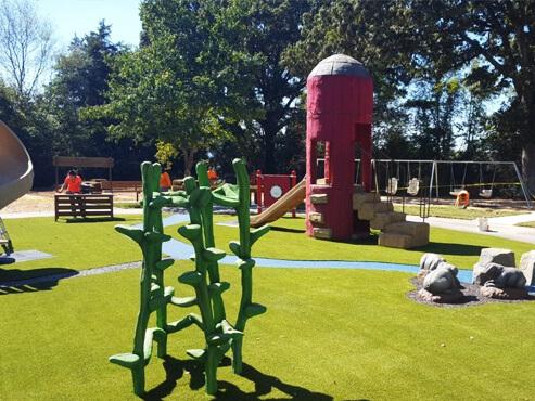 Bailey Road Park – Town of Cornelius