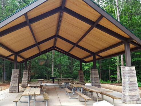 Picnic Shelter – North Carolina
