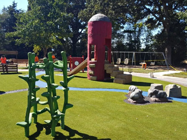 The Benefits of Installing a Playground, Play Structure, and Other Play Equipment in South Carolina