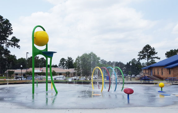 Splash Pads