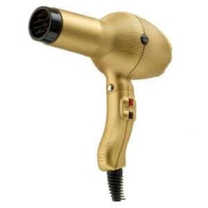 golden color hair dryer – gamma