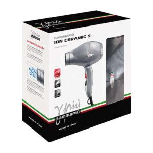 gamma silver hair dryer