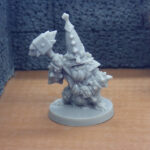 RPG and Unpainted Miniatures