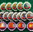 Fantastic Four: Cosmic Clash Token Set