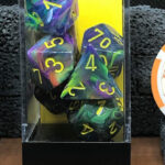 Chessex 7 Piece RPG Sets