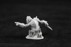Armored Goblin Boss Male