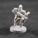 Heavy Crossbowmen Commander
