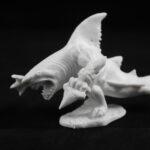 Sharkman Monster Male