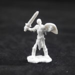 Skeleton Swordsman Warrior
