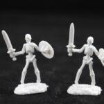 Skeleton Minion Guards