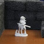 Tyrea Bronzelocks Barbarian Female