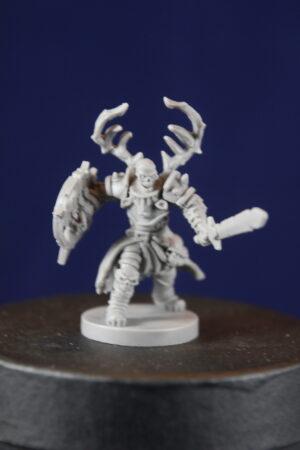 Necromancer and his Undead Minions