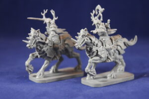 Mounted Death Knights