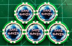 Safe Haven Trait Token