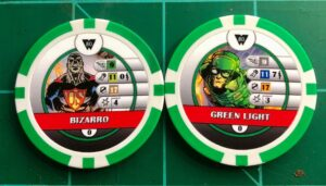 Bizarro and Green Light Bystanders