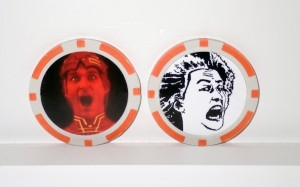 Tron/ Scream.