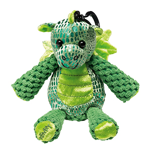 Scout the Dragon Scentsy Buddy Clip