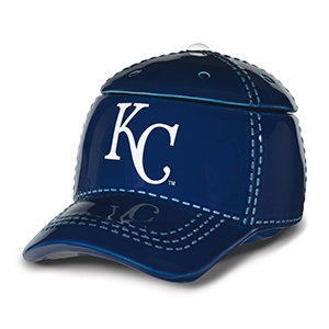 Kansas City Pro Baseball Scentsy Warmer