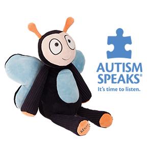 Scentsy Buddy Bernie Autism Awareness Buy Online