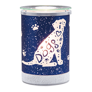 Scentsy I Heart Dogs Warmer buy online