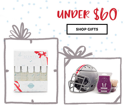 Scentsy Gifts Under $60