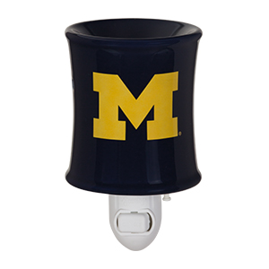 University of Michigan Scentsy Mini Warmer
