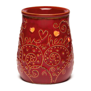 Scentsy Cause Warmer - Love Heals