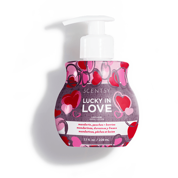 Scentsy Lotion