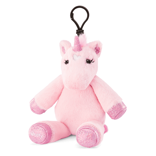 Calypso the Unicorn Scentsy Buddy Clip