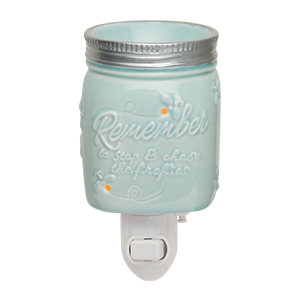 Scentsy Chasing Fireflies Mini Warmer