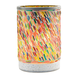Colors of the Rainbow Lampshade Scentsy Warmer