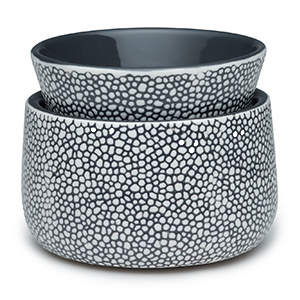 Scentsy Warmer Doodle Dot Element Warmer