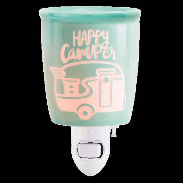 Scentsy Happy Camper Mini Warmer