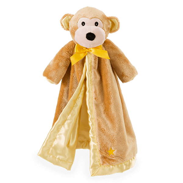 Moe the Monkey Scentsy Blankie Buddy