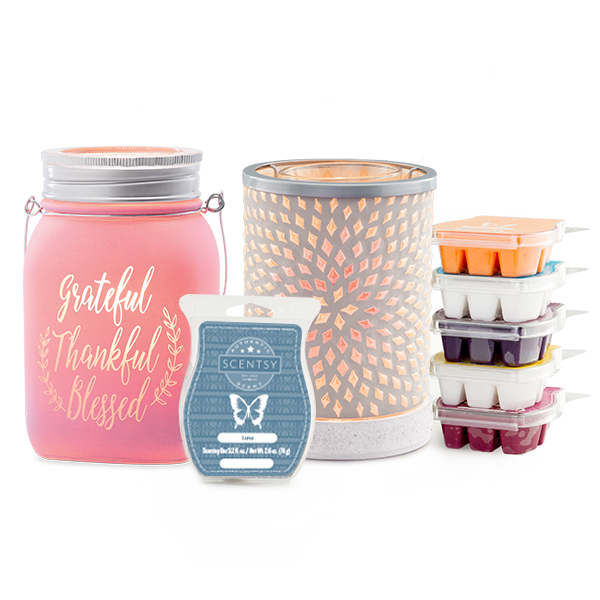 Scentsy Bundle and Save Packages