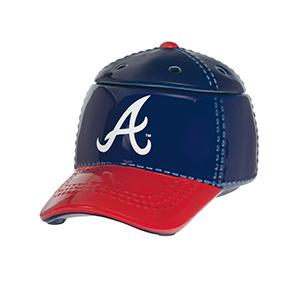 Atlanta Pro Baseball Scentsy Warmer