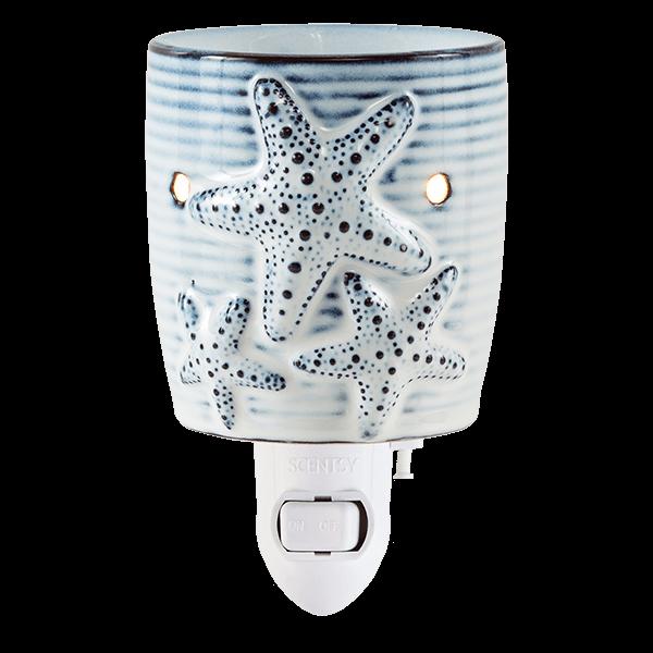 Scentsy Sea Star Mini Warmer